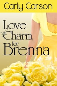 Love Charm for Brenna Cover