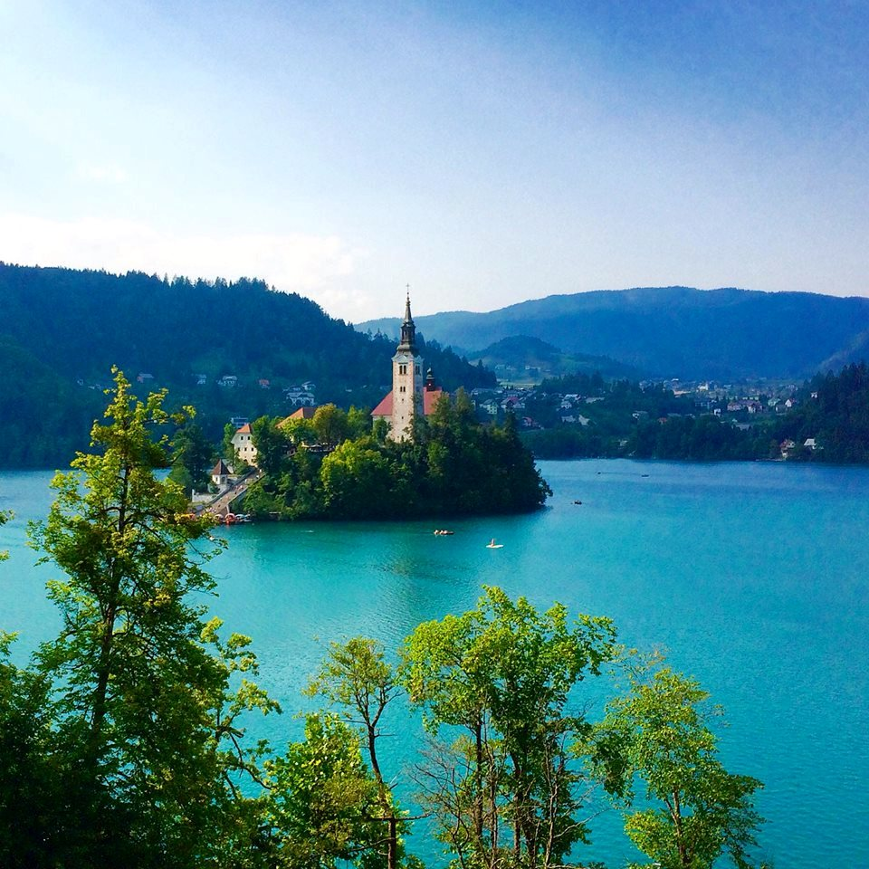 Eliz view Lake Bled 2